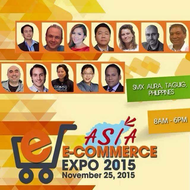 Meet the leaders from different industries at Asia E- Commerce Expo 2015