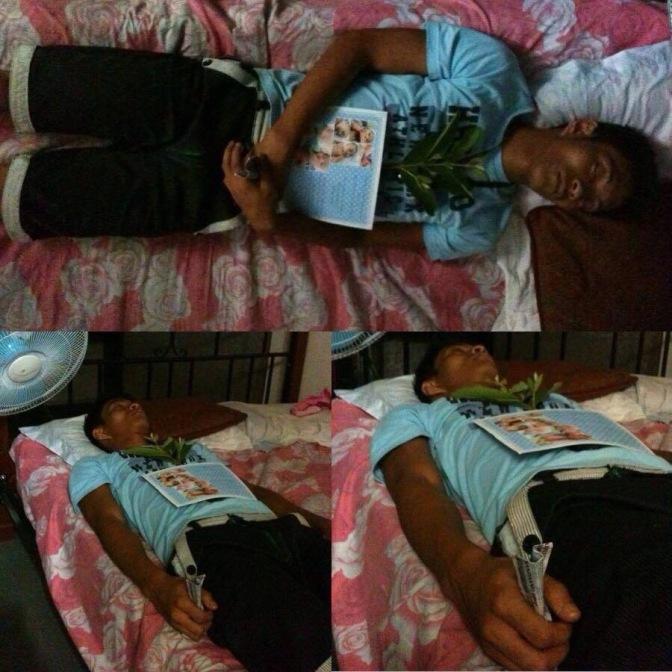 Picture: Iba ang saya kapag kasama ang tropa.