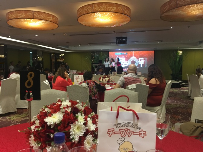 Bloggers receive early Christmas treat with FAME's Blog spot